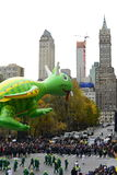 Thanksgiving dayparade 2016 - de Stad van New York Royalty-vrije Stock Foto's