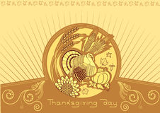 Thanksgiving decoration Royalty Free Stock Photos