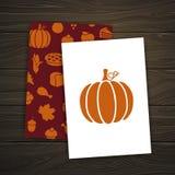 Thanksgiving Design Stock Photos