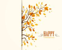 Thanksgiving Design Royalty Free Stock Images