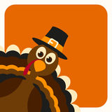 Thanksgiving Design Royalty Free Stock Photos