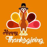Thanksgiving Design- Thanksgivings Day Vector Art Stock Photo