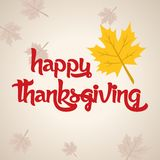 Thanksgiving Design- Thanksgivings Day Vector Art Stock Photos