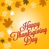 Thanksgiving Design- Thanksgivings Day Vector Art Royalty Free Stock Photo