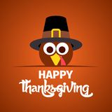 Thanksgiving Design- Thanksgivings Day Vector Art Stock Photography