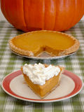 Thanksgiving dessert royalty free stock photo