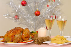 Thanksgiving Dinner Royalty Free Stock Image