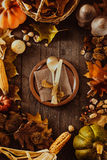Thanksgiving dinner Royalty Free Stock Photography