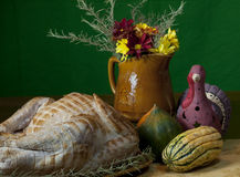 Thanksgiving turkey Royalty Free Stock Photography