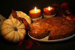 Thanksgiving Fall Harvest Royalty Free Stock Photography