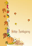 Thanksgiving foliage Stock Photography
