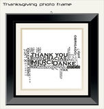 Thanksgiving frame Royalty Free Stock Photo