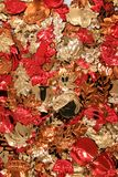 Thanksgiving Glitter Royalty Free Stock Image