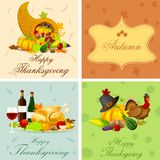 Thanksgiving Harvesting festival Royalty Free Stock Image