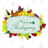 Thanksgiving Harvesting festival Royalty Free Stock Photo