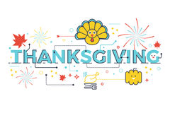 Thanksgiving holiday concept Royalty Free Stock Photography