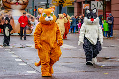 Thanksgiving Macy Parade 2016 Royalty Free Stock Images