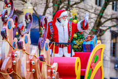 Thanksgiving Macy Parade 2015 Stock Images