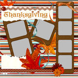 Thanksgiving Memories Stock Photo