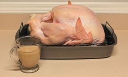 Thanksgiving Morning Royalty Free Stock Photography