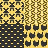 Thanksgiving patterns Royalty Free Stock Photo