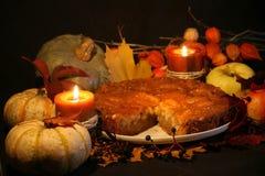 Thanksgiving Pie Stock Image