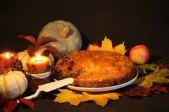 Thanksgiving Pie Stock Photo