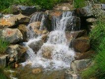 Thanksgiving Point Gardens, Utah, Waterfall Stock Images