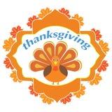 Thanksgiving poster Stock Photo