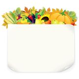 Thanksgiving Rich Harvest Royalty Free Stock Photos