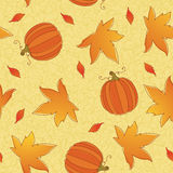 Thanksgiving seamless pattern Stock Photo