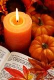Thanksgiving Still Life Royalty Free Stock Image