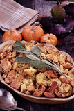 Thanksgiving Stuffing Royalty Free Stock Image