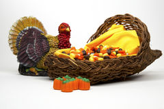 Thanksgiving Treats Royalty Free Stock Photos