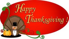 Thanksgiving turkey stock illustration