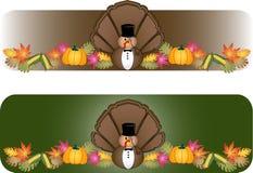 Thanksgiving turkey Stock Photography