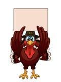 Thanksgiving turkey royalty free illustration