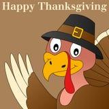 Thanksgiving Turkey Background vector illustration