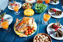 Thanksgiving turkey Royalty Free Stock Photography