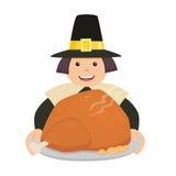 Thanksgiving Turkey Stock Photos