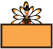 Thanksgiving turkey vector Royalty Free Stock Photo