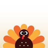 Thanksgiving Turquie colorée illustration libre de droits