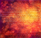 Thanksgiving word cloud background royalty free stock photo