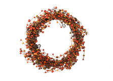 Thanksgiving Wreath Stock Photos