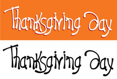 Thankviging day Stock Images