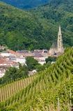 Thann, Alsacia Foto de archivo libre de regalías