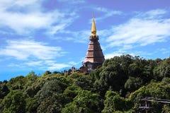 Thanon Thailand Royalty-vrije Stock Fotografie
