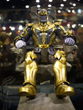 Thanos in The Avengers: Age of Ultron. 1:6 scale Thanos display in TOY SOUL 2014 in Hong Kong Stock Photos