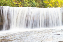 Thanthong waterfall in Nong Khai province, Thailand Royalty Free Stock Photography