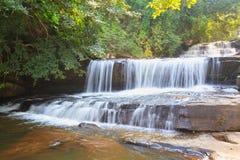 Thanthong waterfall in Nong Khai province, Thailand Stock Photos